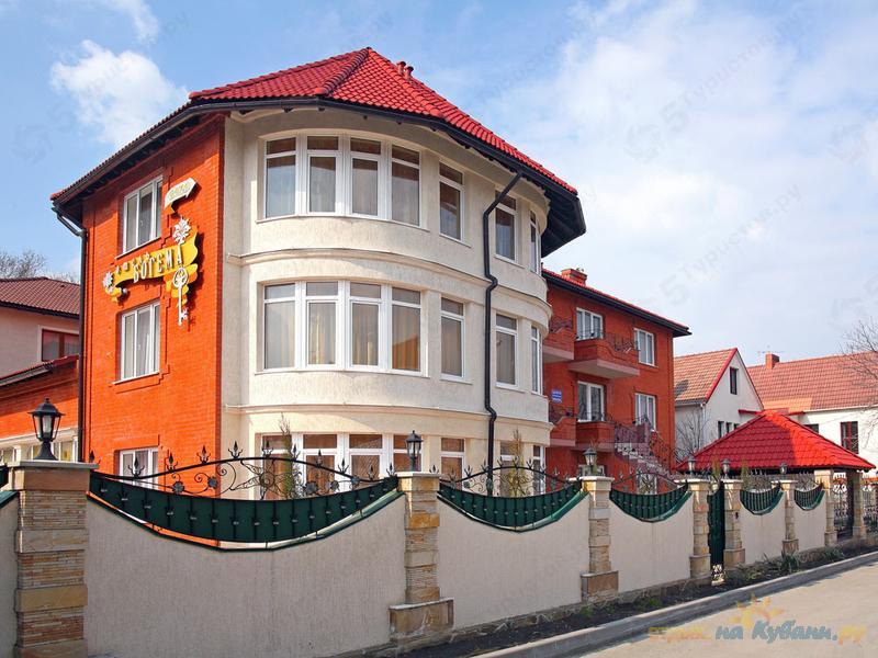 Гостиницы и отели Анапы все включено с бассейном
