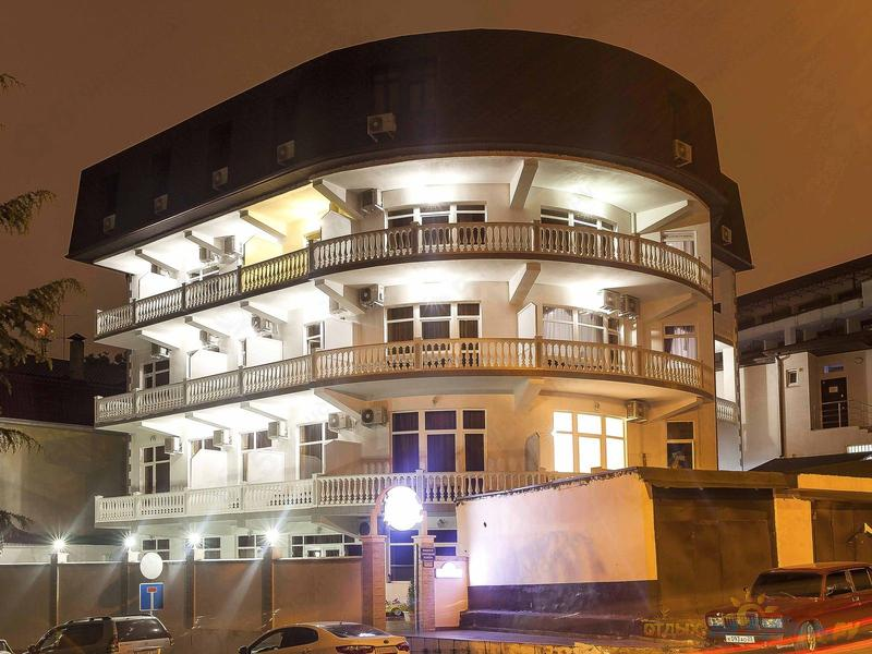 Отель «Радуга-Престиж»