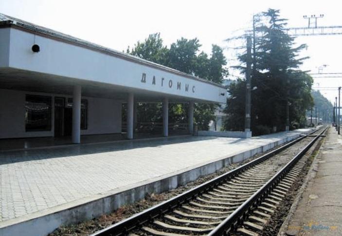 Вокзалы и автостанции черного моря 14