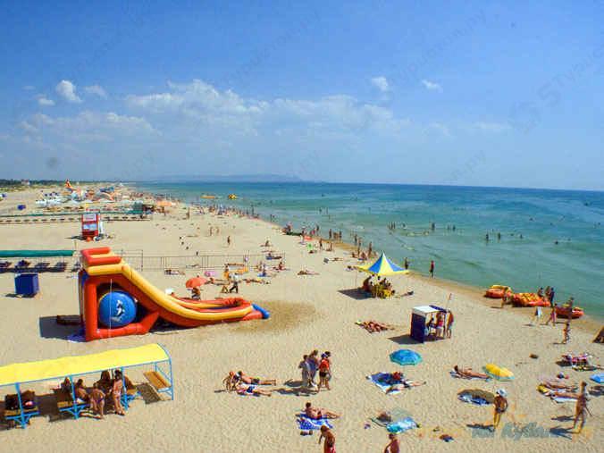 Показать пляжи в витязево фото