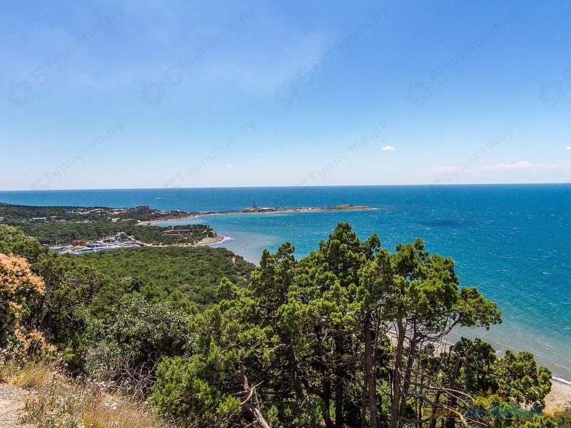 Главная  База отдыха Морской залив Большой Утриш
