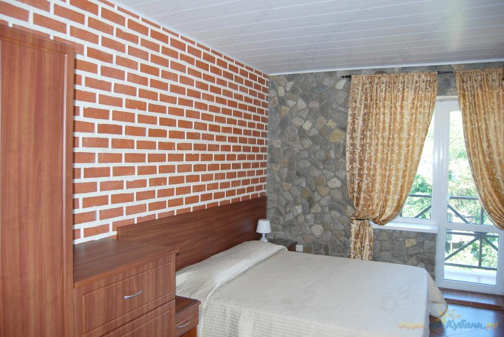 мини отель номер с кухней
