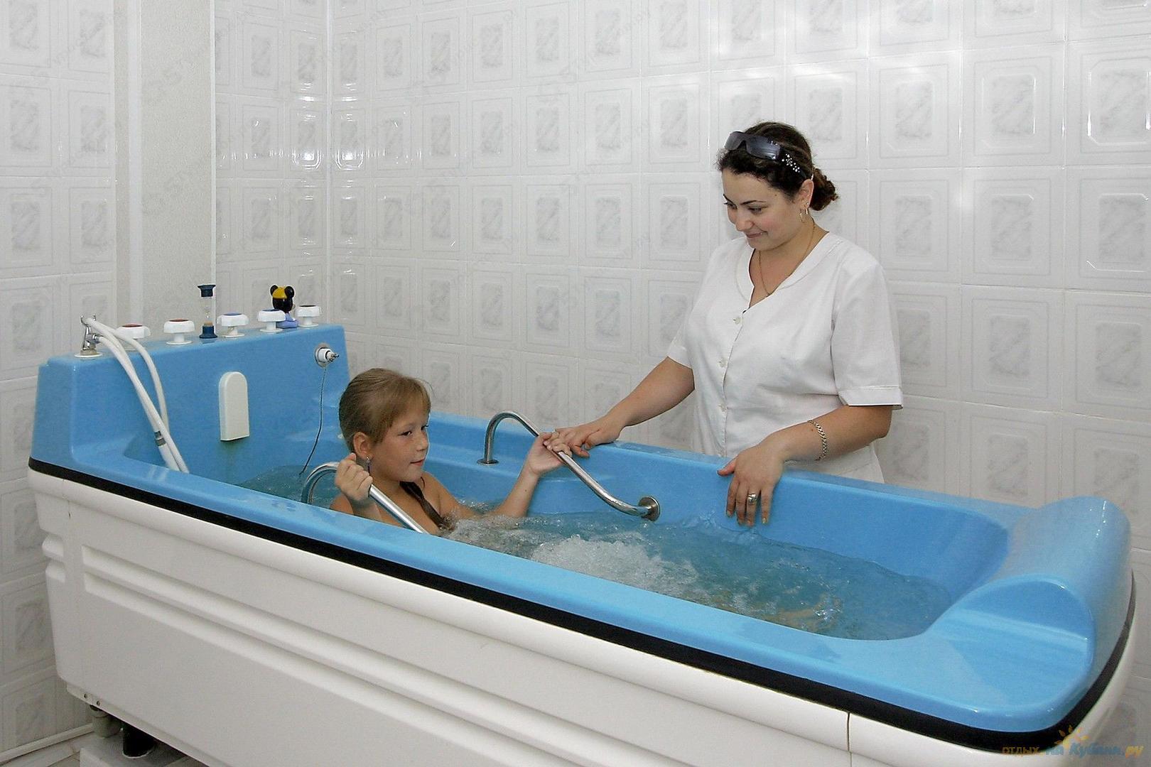 Лечебные процедуры - Отдых в Анапе