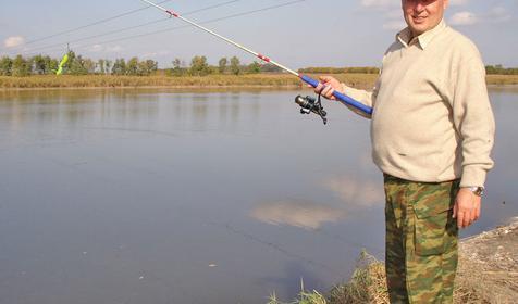 Основной фотоальбом - Рыбалка в комплексе Южное Графство ...